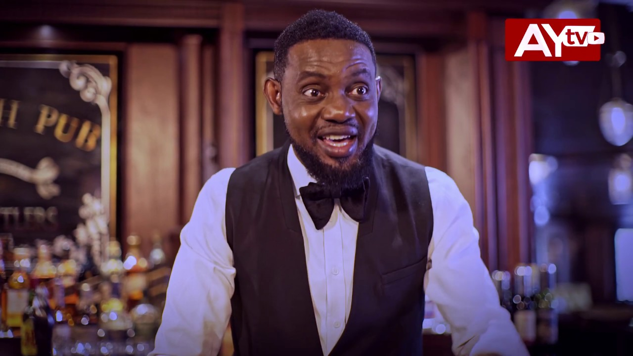 CALL TO BAR COMEDY SERIES (AY COMEDIAN) (SEASON 1, EPISODE 16) (MY PROPERTY)