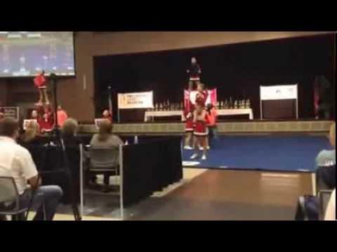 Leake Academy JV Cheerleaders