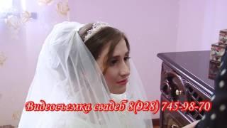 Свадьба Руслана и Медины Ловзар 2017 ролик невесты!