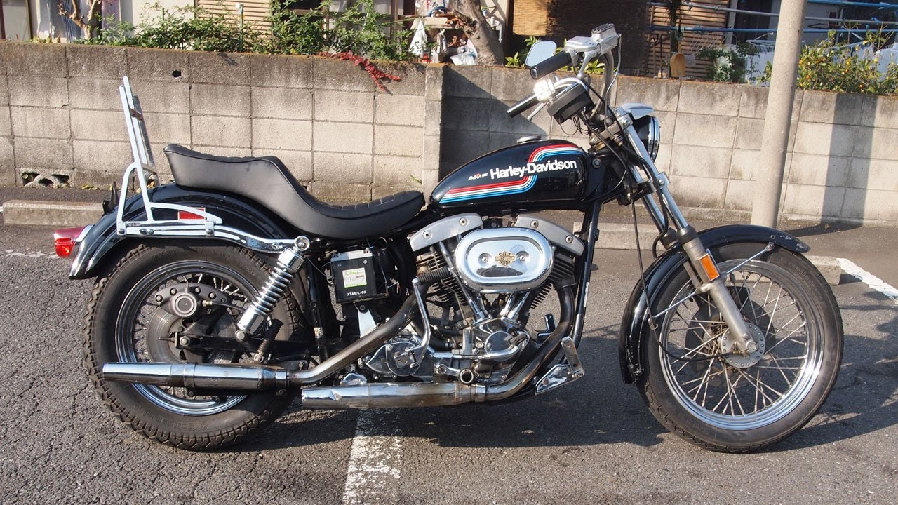 Harley Davidson Fx Super Glide