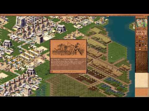 Pharaoh Walkthrough: Mission 24 - Rowarty (Avaris) [2/3]