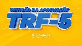 Cronograma para o TRF-5 08:00 - TRF5 | Direito Administrativo - Pro...