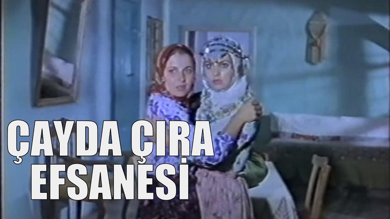 Çayda Çıra Efsanesi - Eski Türk Filmi Tek Parça (Restorasyonlu)