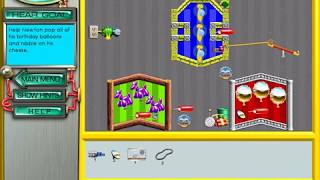 The Incredible Machine Even More Contraptions all Easy levels 1-50