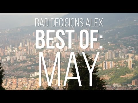 Bad Decisions Alex Best of: May 2016 – Skate[Slate].TV