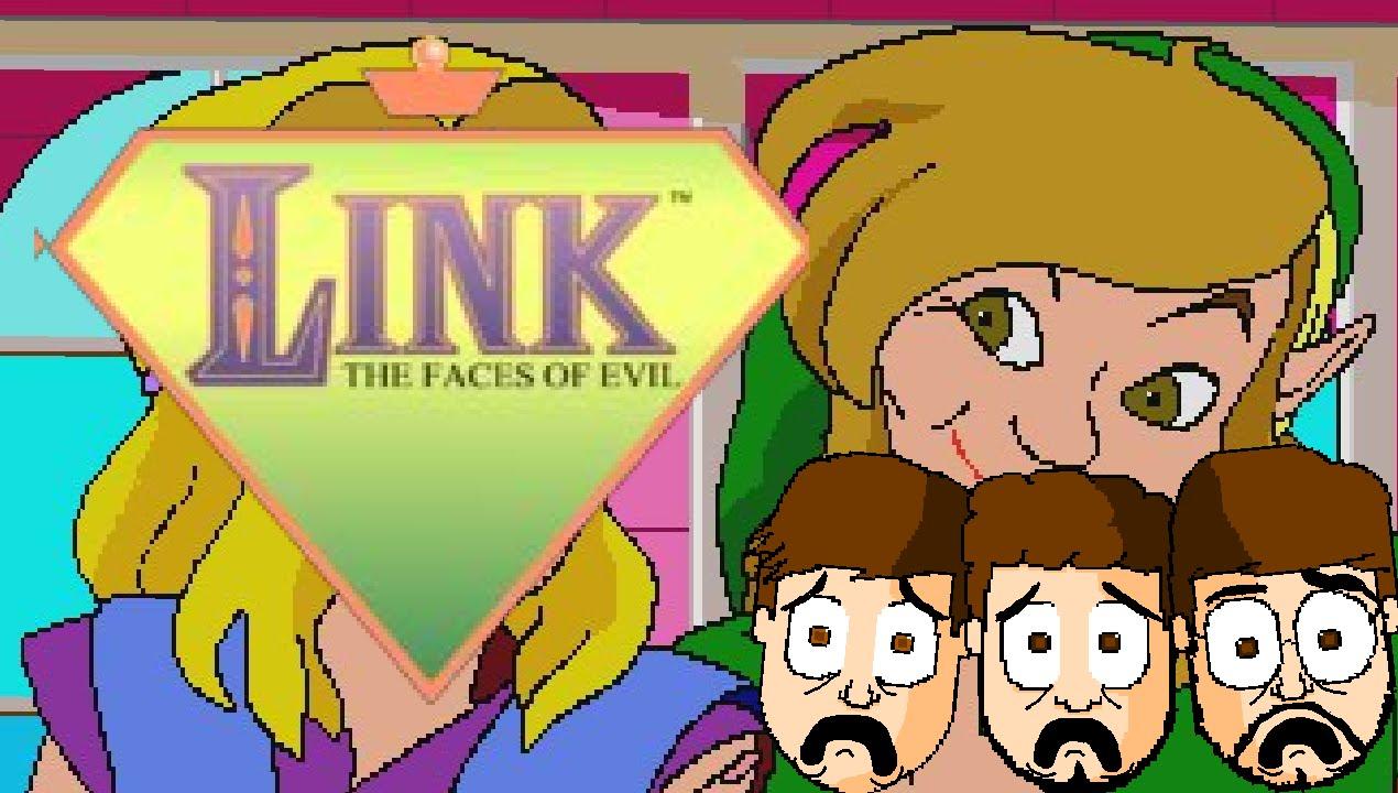 (Philips CD-i) The Legend of Zelda: The Faces of Evil: