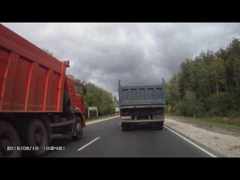 Главная дорога летим домой Саратов Петровск Кузнецк часть 3