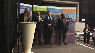 Thurrock Council Election 2018: Cons Hold Little Thurrock Rectory
