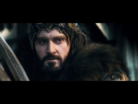 The Hobbit: The Battle Of The Five Armies - Official® Trailer 2 [HD]