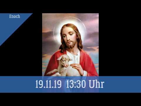 19.11.19 BOTSCHAFT von Gott Vater an Enoch