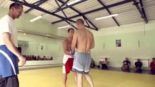 Боевое самбо  тренировка