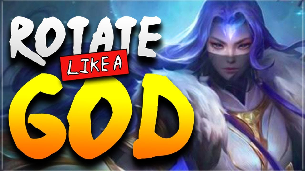 New Tier-S Support Luo Yi Rotation Guide | Rotate Like a God | Mobile Legends