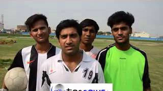 Greater Noida Young Kennel Football coaching institute wish to play Indian Team