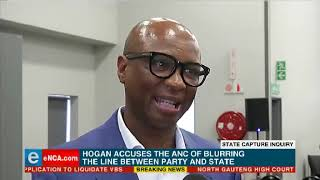 Zizi Kodwa comments on Barbara Hogan's testimony