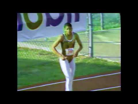 Dawn Sowell - Women's 100m - 1989 USA TAC Championships