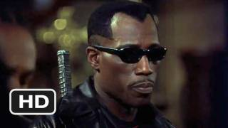 Blade 2 Official Trailer #1 - (2002) HD
