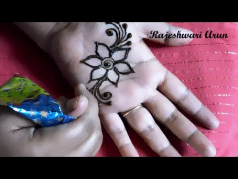 Eid Special Very Simple Mehndi Henna Designs For Hands Latest