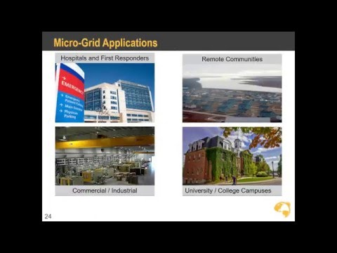 Solar Industry Trends and Micro Grids
