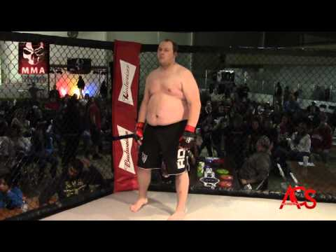 "Exiled MMA ANARCHY  Jack ""The Bull"" Gould Vs Wade Schipper"