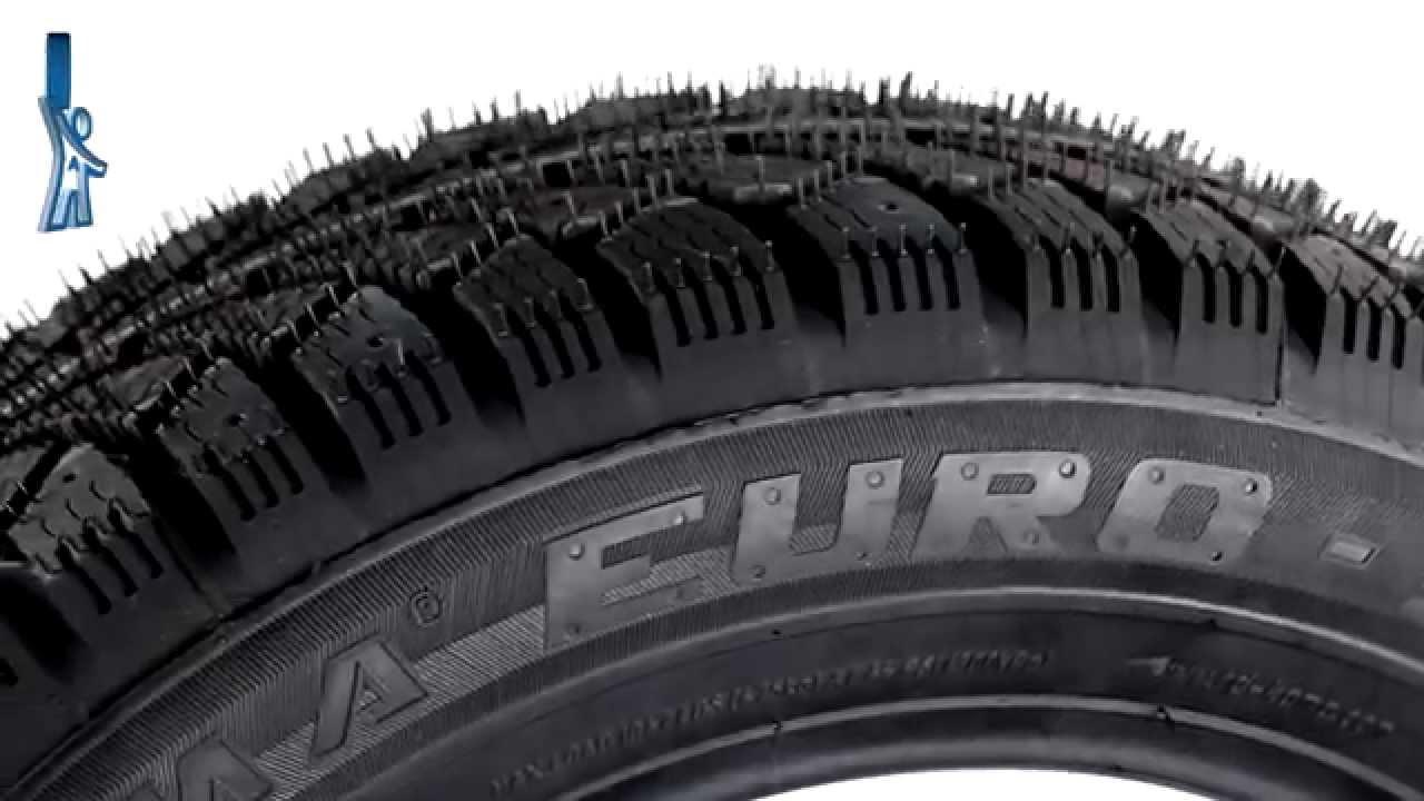 Обзор Кама Евро-519: может ли отечественная шина быть зимней .