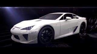Need for Speed Most Wanted Lamborghini Gallardo VS Lexus LFA Gameplay 4 (PC) - 1080p High Settings