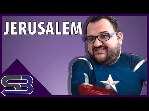 So, You Moved Your Embassy to Jerusalem...