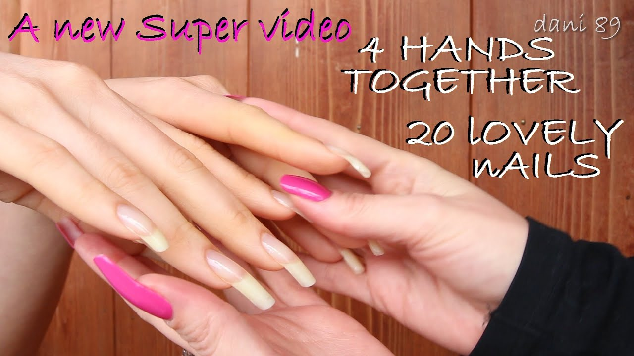 The 20 most beautiful italian Nails: dani 89 and a Special guest ...