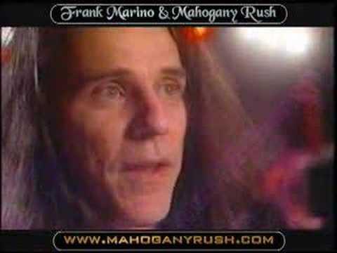 Frank Marino & Mahogany Rush - Promo
