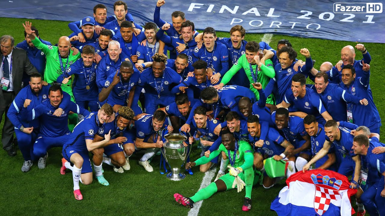 Download Chelsea Road to Champions League Victory - 2021