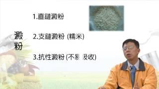 穀物貯存與加工安全認識@2.穀物介紹2