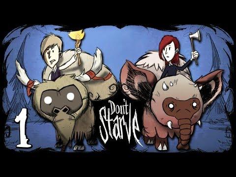 Egy Új Kezdet! - Don't Starve LIVE #1 w/DoggyAndi