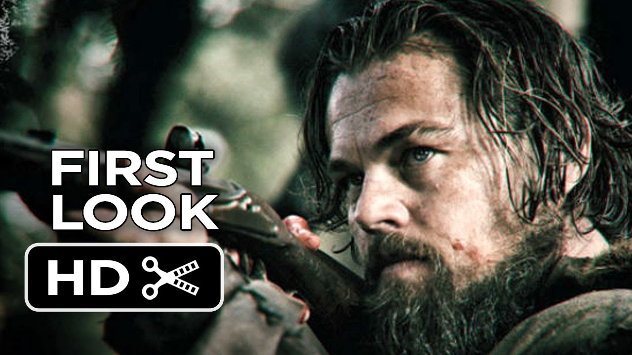 The Revenant - First Look (2015) - Leonardo DiCaprio Movie HD ...