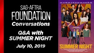Conversations with SUMMER NIGHT