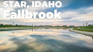 CBH Homes Fall Brook community in Star Idaho - New Homes near Boise, Nampa and Eagle