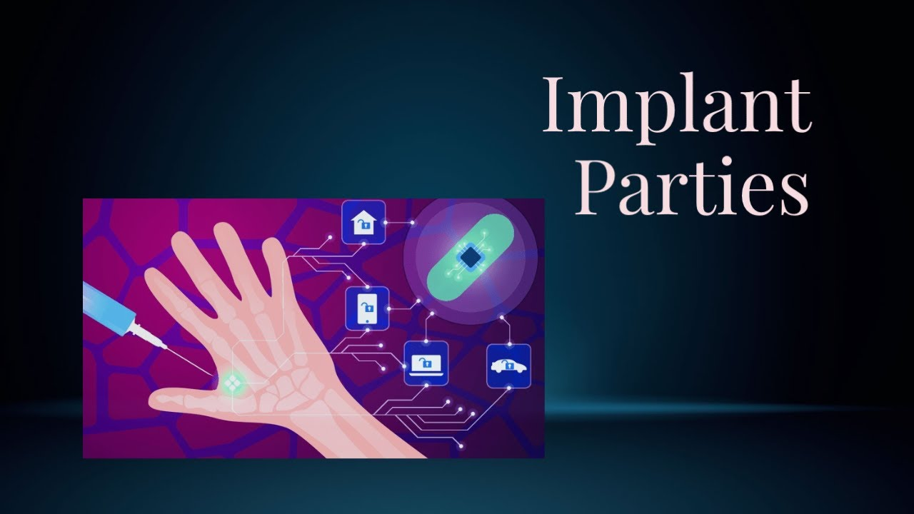 Mark of the Beast | Microchip Implant Parties | U S  State Law (2019)