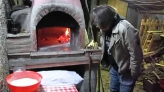 66 手作りピザ作り3@イタリア・ピストイア