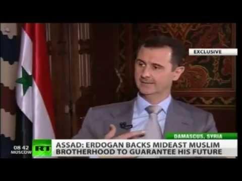 Beşar Esad'ın Türk halkından saklanan demeçleri  (Türkçe Altyazılı)  Suriye Gerçekleri