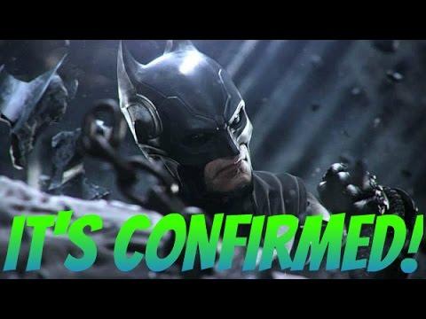NEW BATMAN GAME CONFIRMED! (Next Batman: Arkham Game)