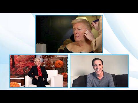Sacha Baron Cohen's Terrifying Encounter While Disguised as Trump