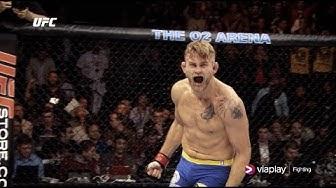 UFC Stockholm | Viaplay