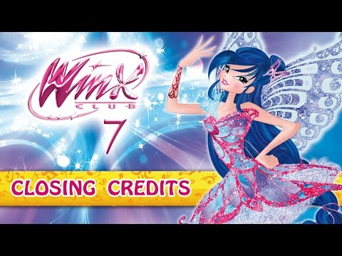 Winx Club - Season 7 - Official Closing Credits Song - EXCLUSIVE!