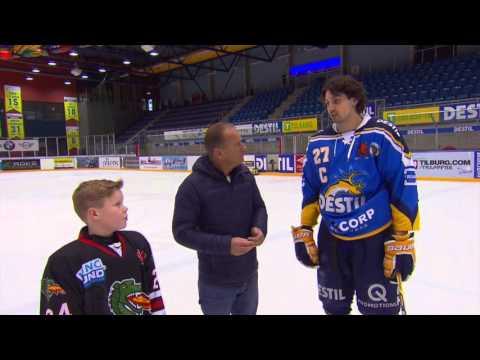 Zappsport - Hellup Met Ijshockeyer Diederick Hagemeijer