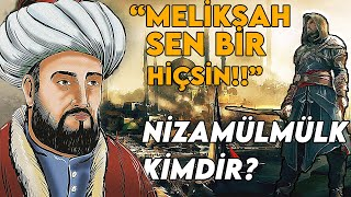 Who is the Deep State Nizamülmülk? - Conflict with Melikşah and Hasan Sabbah