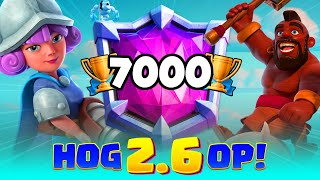 2.6 HOG ROAD TO 7000 (2/2)