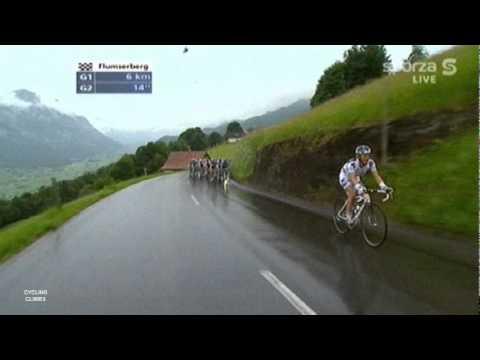 Tour de Suisse 2008 - Flumserberg