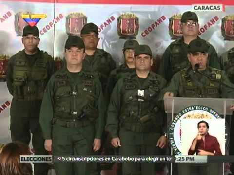 Vladimir Padrino López tras elecciones 6D, informa de completa tranquilidad