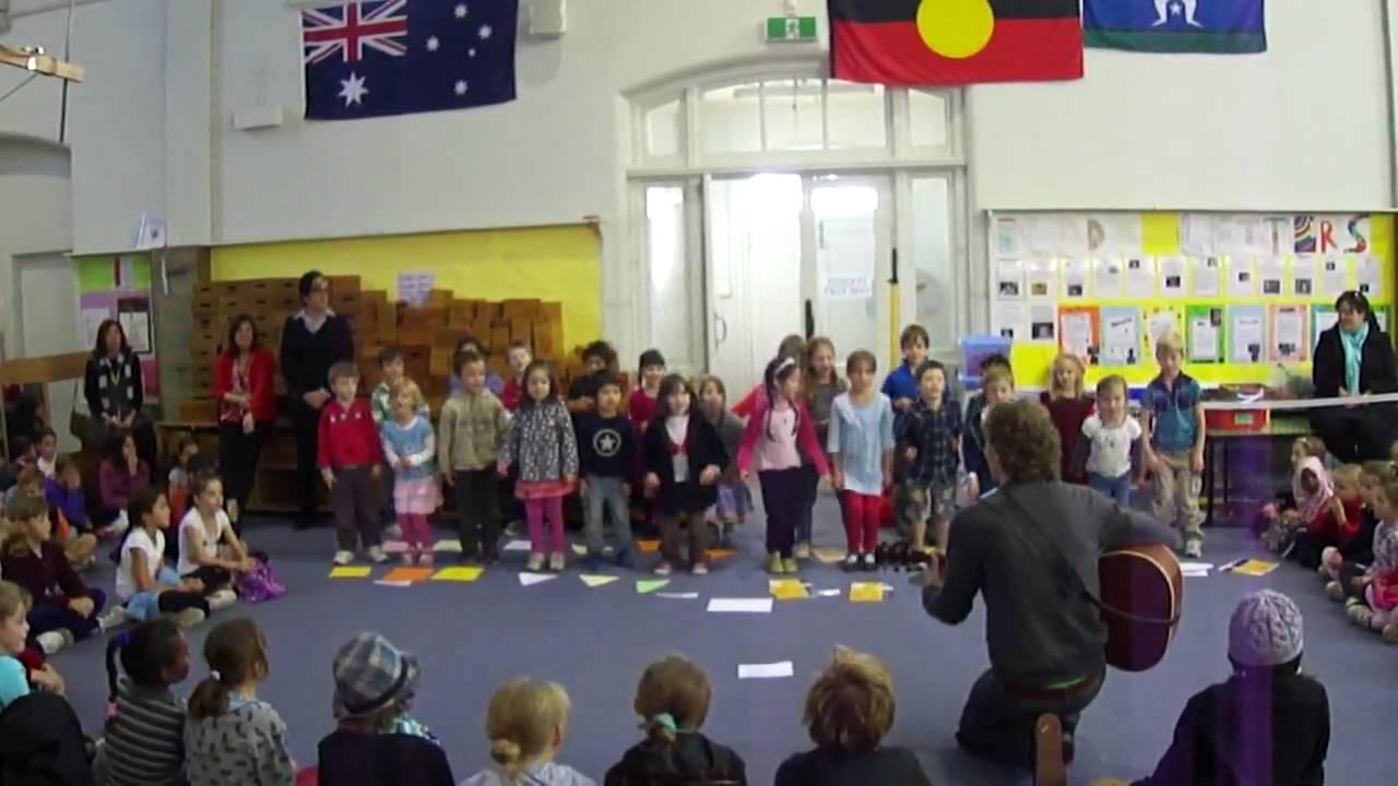 Buckle Shoe My School Nursery