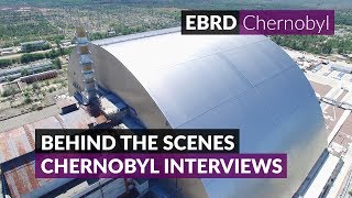 Exclusive: Behind the scenes at Chernobyl