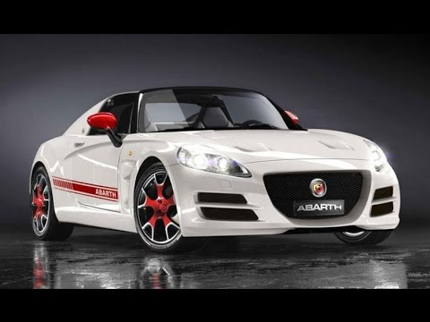 2016 abarth 124 spider youtube. Black Bedroom Furniture Sets. Home Design Ideas
