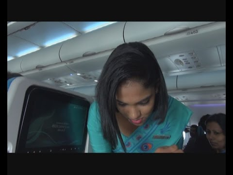 SriLankan Airlines BRAND NEW airbus A330 - 300 Tour | COCKPIT ( Pilot Room ) in the Sky - FULL VIDEO